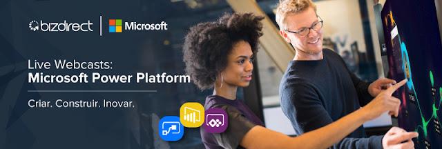 Bizdirect em parceria com a Microsoft lança ciclo de webcasts sobre as potencialidades do Microsoft Power Platform