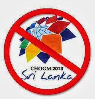 Do not organise the Commenwealth conference in Srilanka the country which had done Tamils genocide!