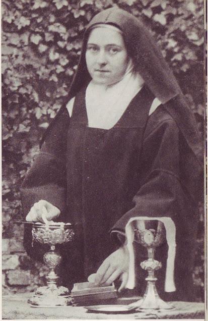 Santa Teresinha - Oração, imagens, fotos, ícone, pinturas, vitral