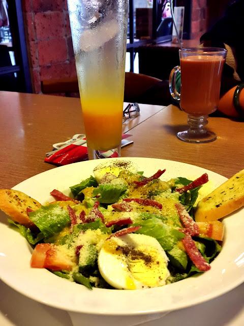 salad dan manfaatnya untuk tubuh