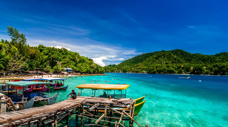 7 wisata terindah di indonesia pulau weh Aceh