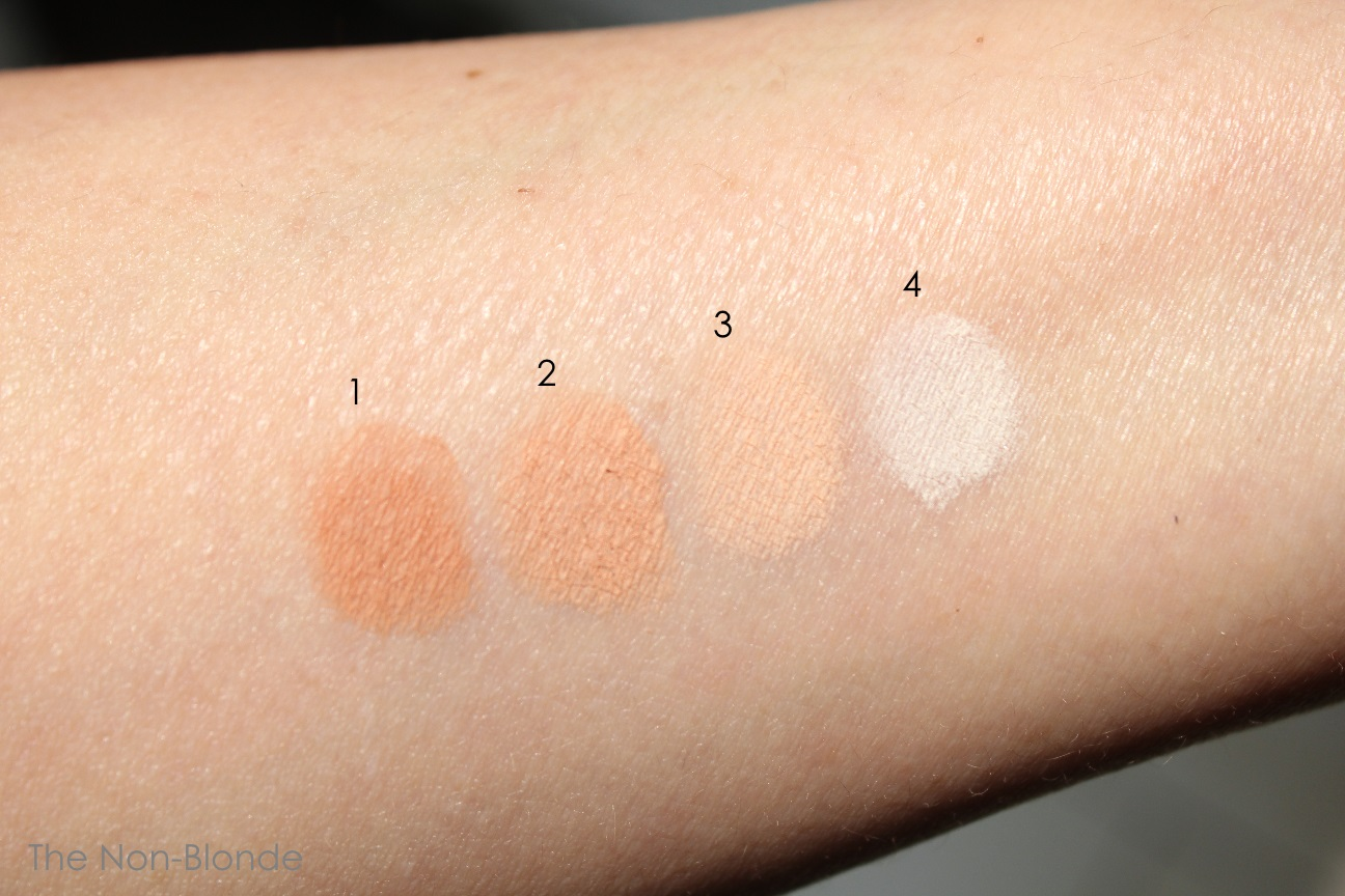 Lip Palette - Muse Nudes by Viseart #20
