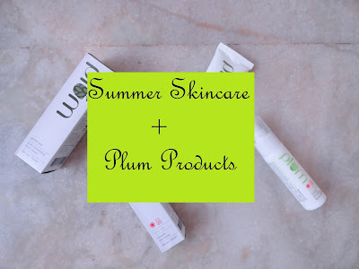 Summer Skincare with Plum Goodness products image