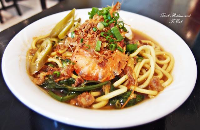 Prawn Mee Merdeka 2016 Hawker Street Food Marriot Putrajaya Selangor