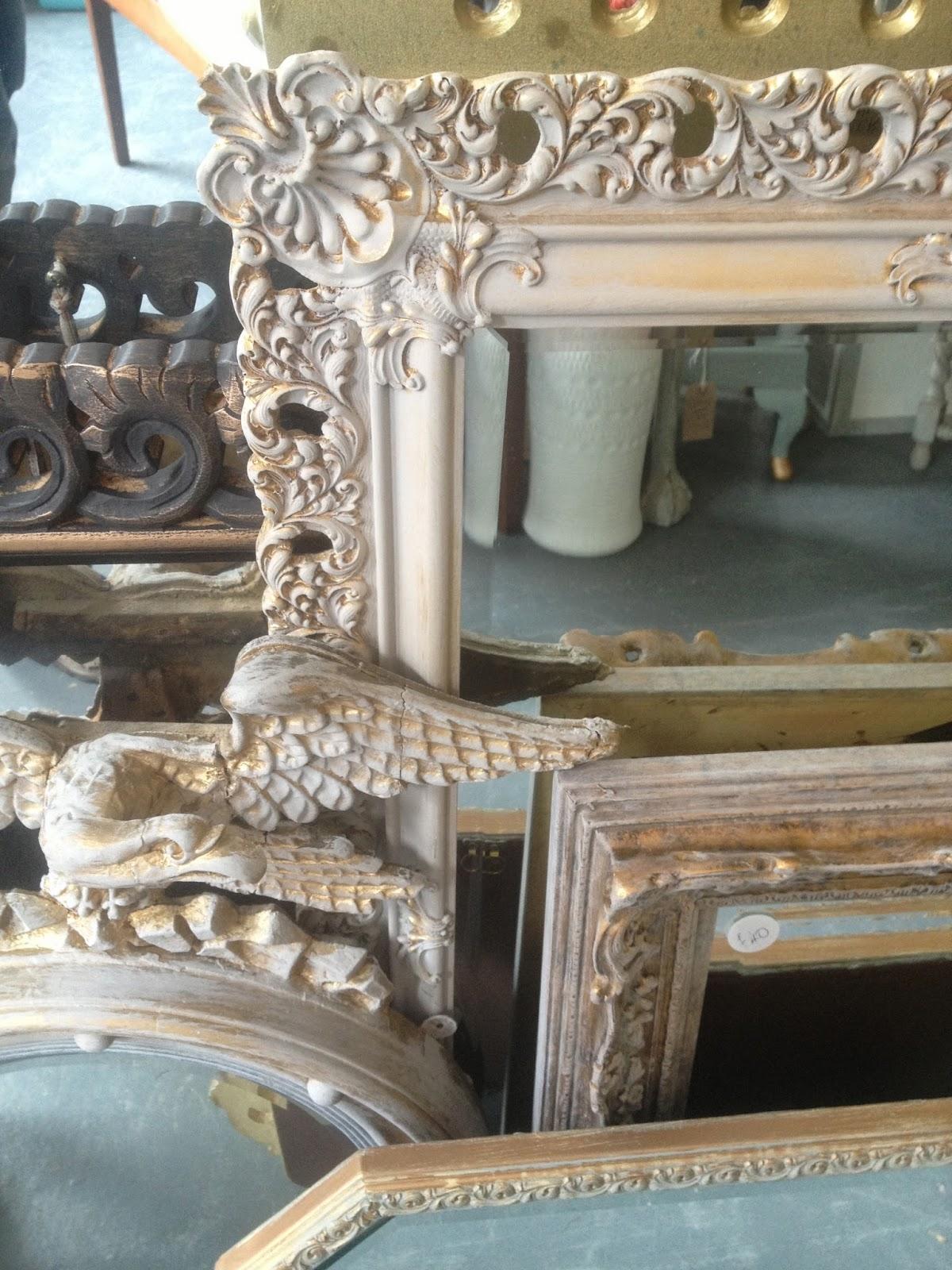 Chouchou Vintage Maleficent Mirror Collection