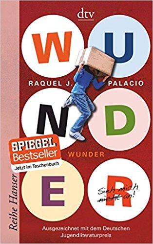 Druckbuchstaben Wunder Von Raquel J Palacio