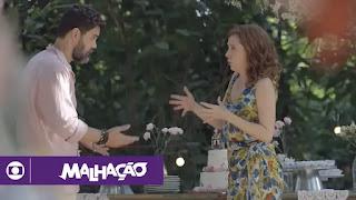 Malhação - Vidas Brasileiras: capítulo 272 da novela - 25/03/2019