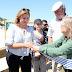 Antía inaugura una nueva playa accesible en Piriápolis