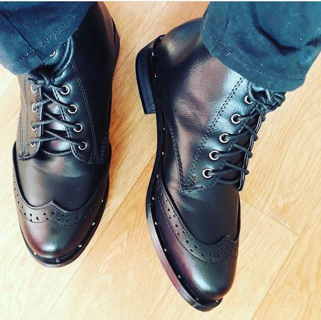 des chaussures classes chez Babou