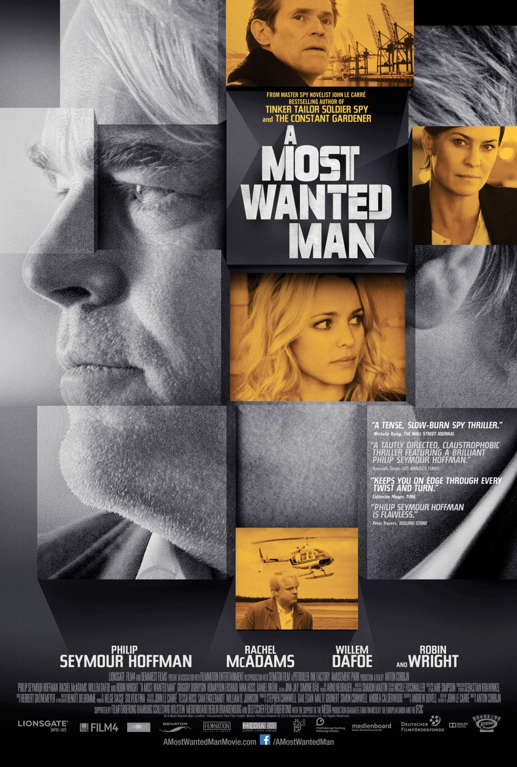 Nonton Film A Most Wanted Man (2014)
