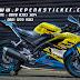 Motor, Yamaha, r15 V3, Decal, Cutting Sticker, jakarta, Bekasi,