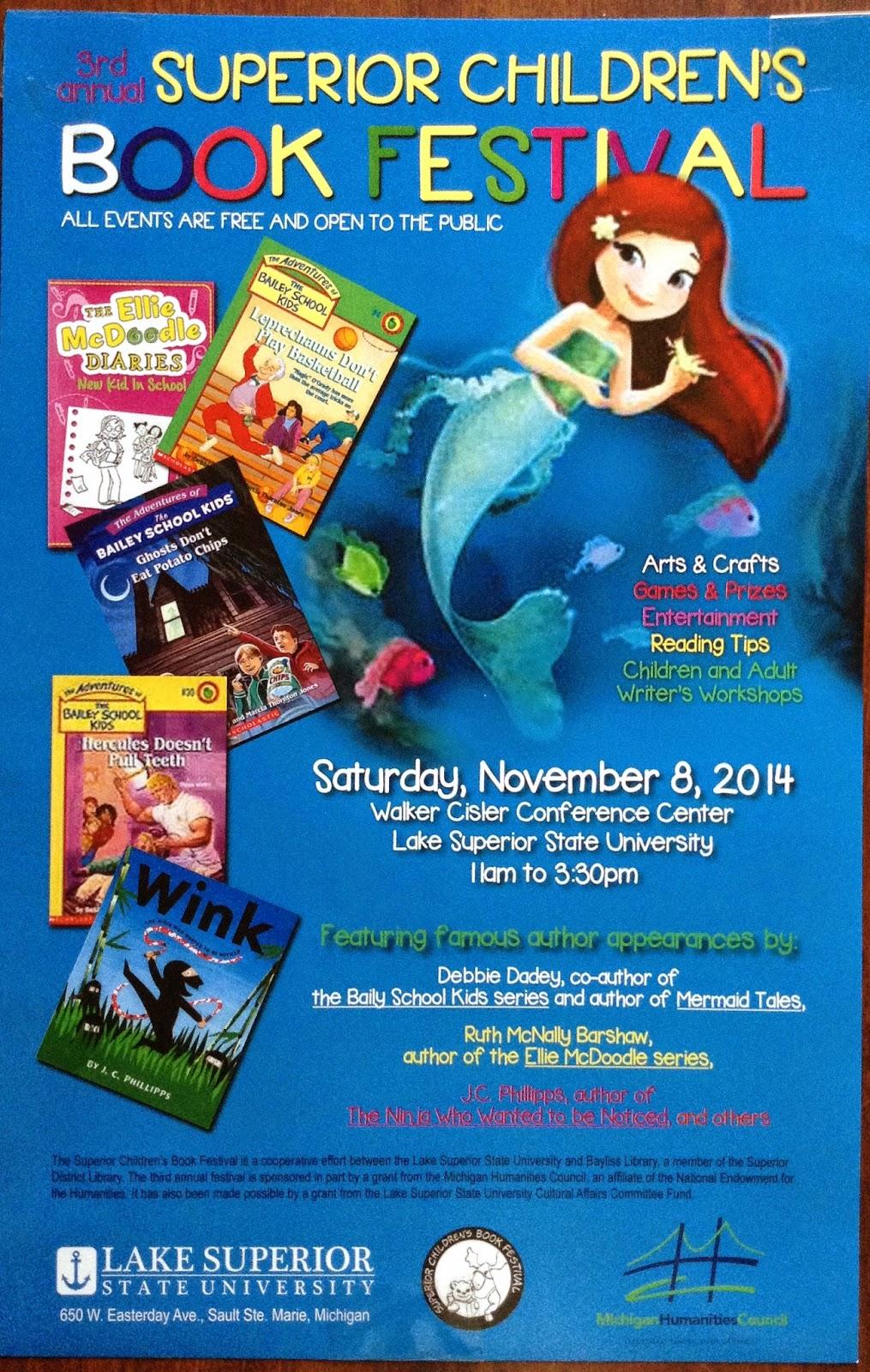Ninja Woman: Superior Children's Book Festival