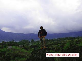 Tempat Wisata Lava Tumuli Gunung Batur Kintamani Bali