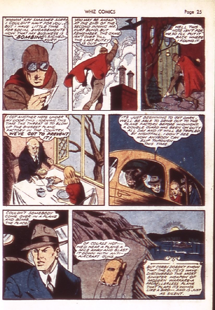 WHIZ Comics issue 22 - Page 27