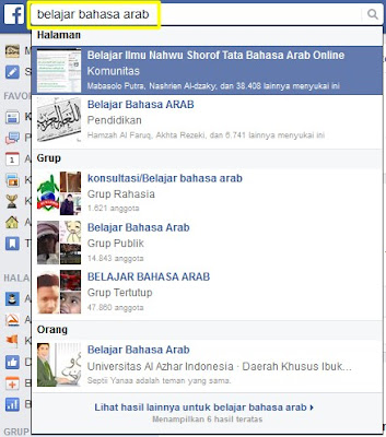 belajar arab online