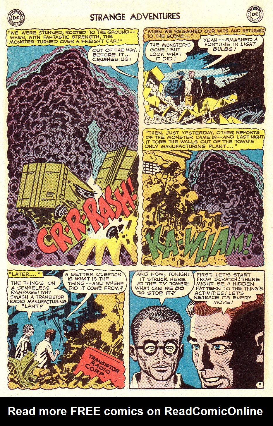 Strange Adventures (1950) issue 181 - Page 28
