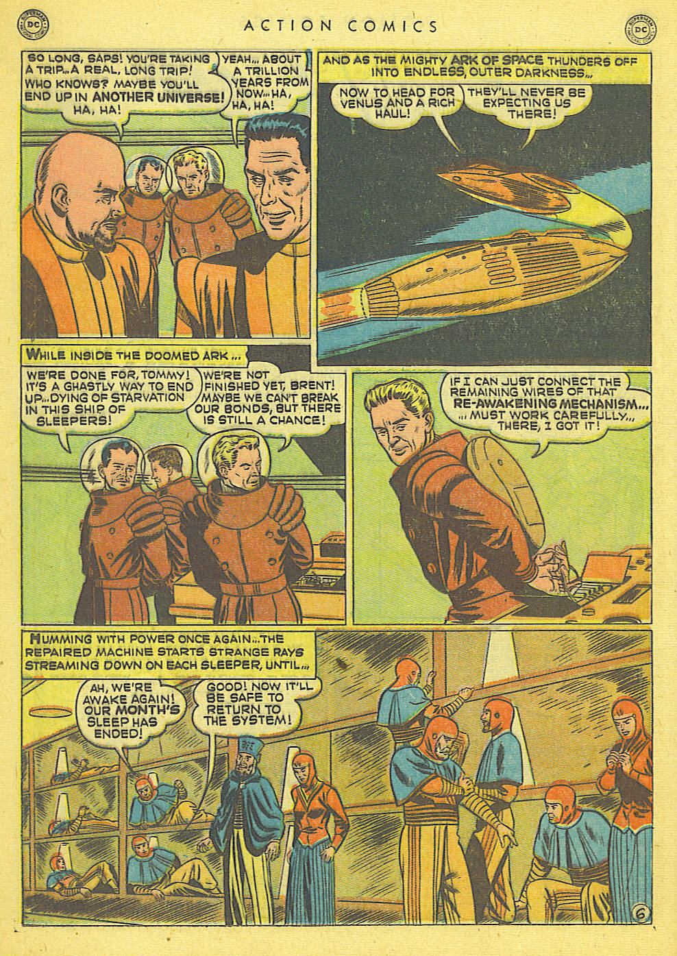 Read online Action Comics (1938) comic -  Issue #152 - 22