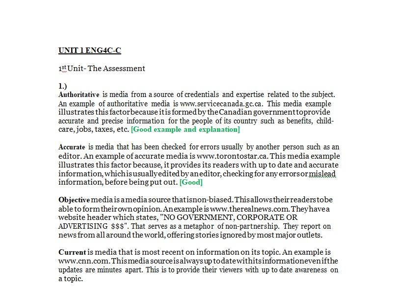 Sch4u ilc Custom paper Sample - August 2019 - 2515 words