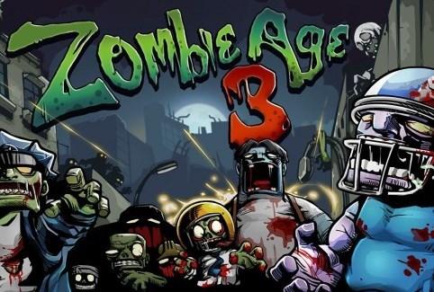 Zombie Age 3 Mod v1.2.7 Apk Terbaru Unlimited Money