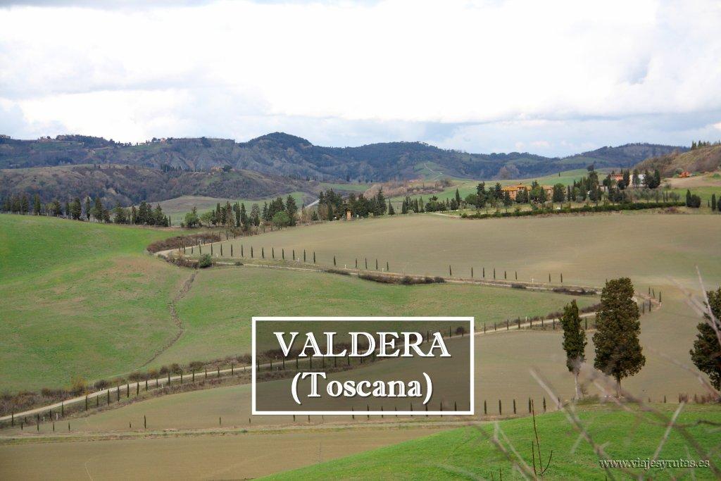 Valdera, el corazón de la Toscana
