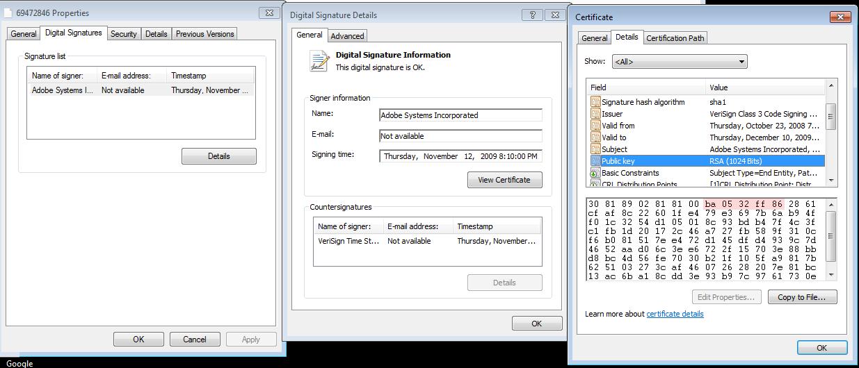 Clamav Blog Authenticode Certificate Chain Verification