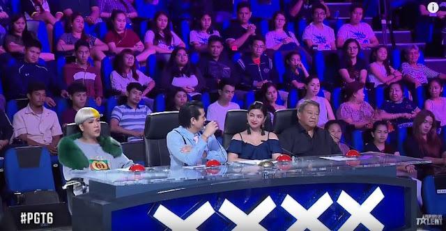 Robin Padilla Praised And Even Called Angel Locsin 'Darna' On PGT!