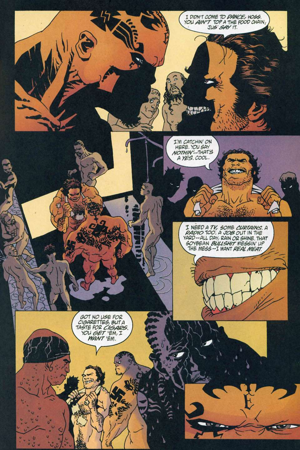Read online 100 Bullets comic -  Issue #44 - 10