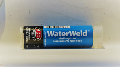 will waterweld weld?
