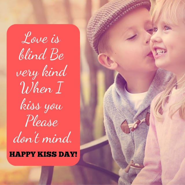 Happy Kiss Day Quotes 2019