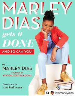1000blackgirlbooks by marley dias