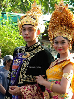 A Balinese Couple