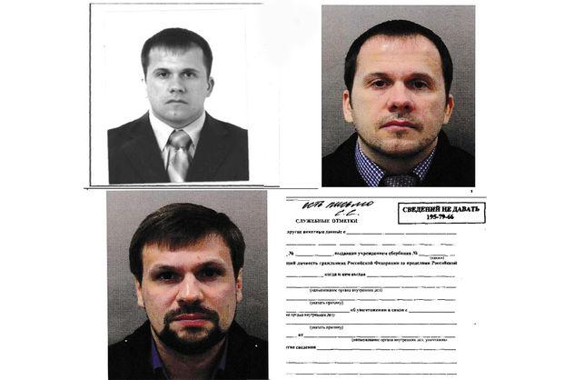 Расследователям удалось подтвердить причастность Петрова и Боширова к спецслужбам