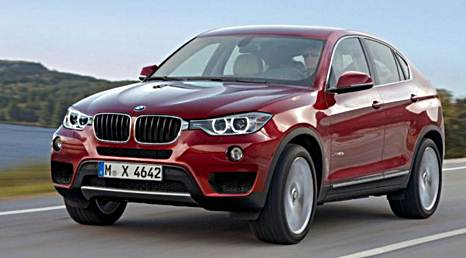 2017 BMW X2 Price and Release Date