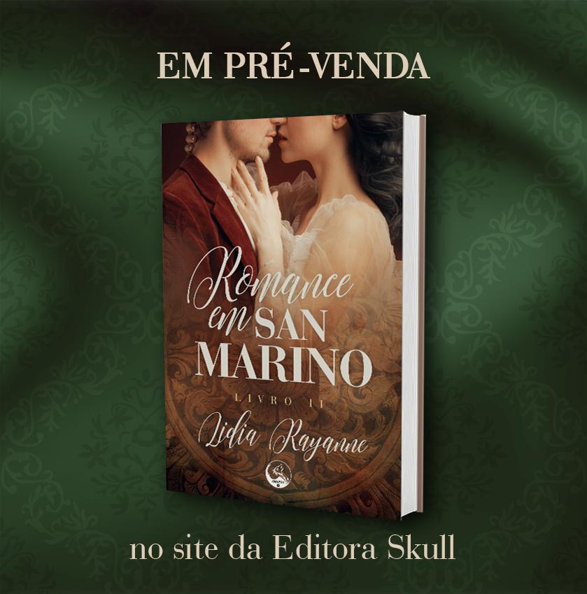 """Liberada a pré-venda de """"Romance em San Marino 2"""""""