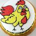 57 Hình ảnh bánh kem sinh nhật con Gà tuổi Dậu  đẹp và ý nghĩa nhất