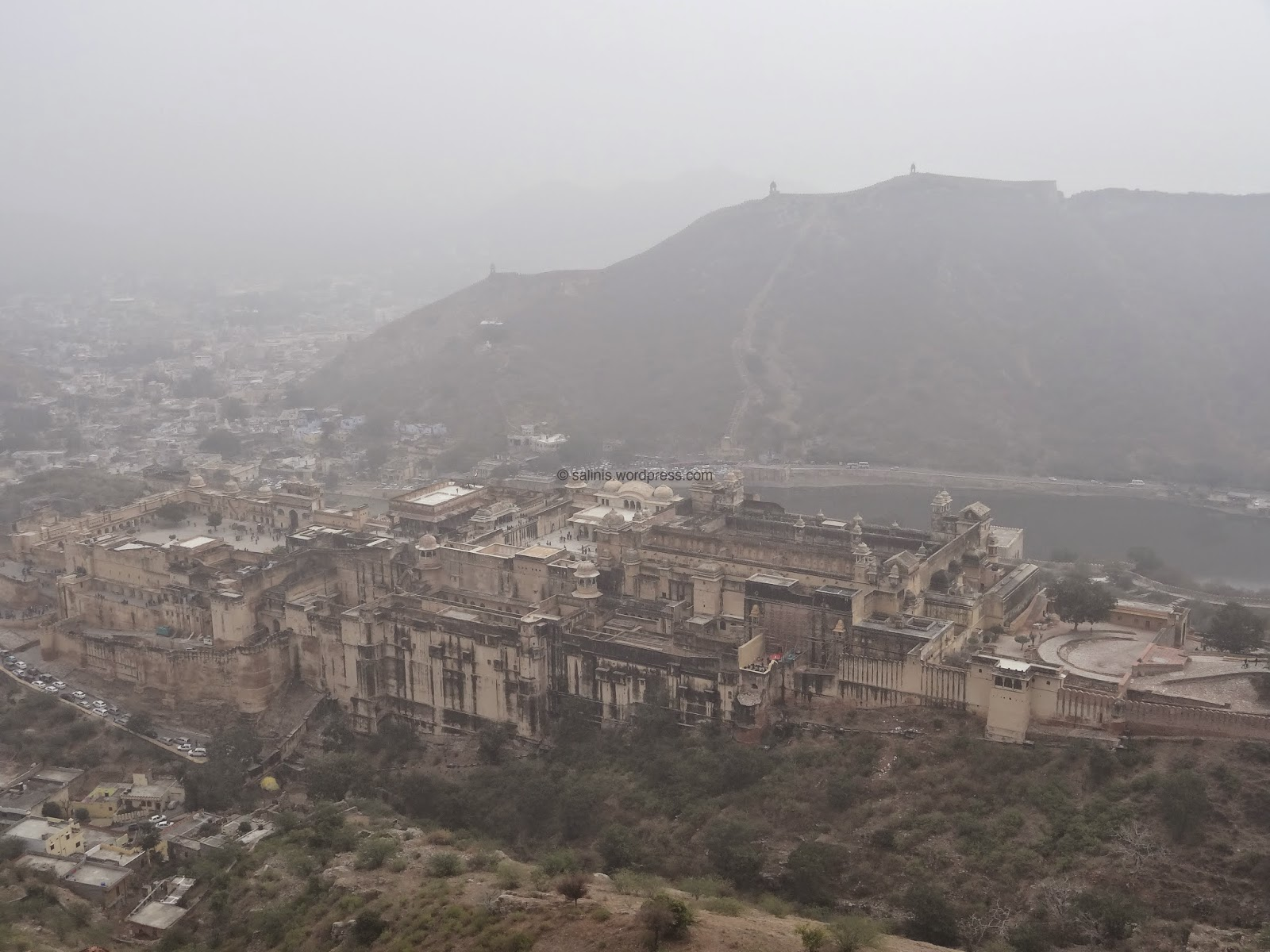View of Amber fort - Rajasthan India - Pick, Pack, Go
