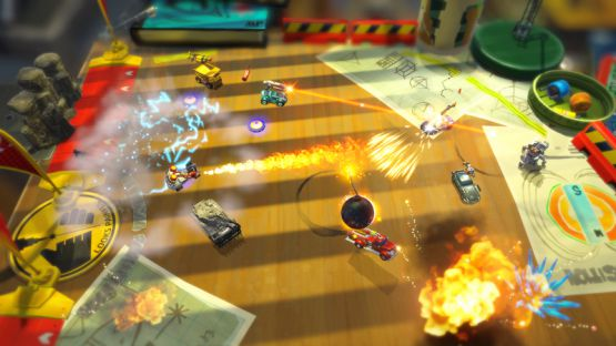 Micro Machines World Series screenshot 3