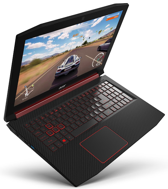 @AcerAfrica Announces #Nitro5 #GamingLaptop with Latest Intel Core i7+ Processors