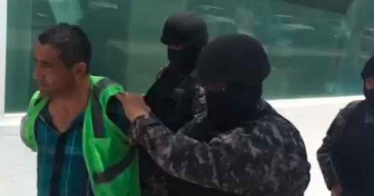 """""""¡Dame una granada, dame una granada rápido, rápido!"""" le dijo a su esposa El Chihuas lider del CDS quería volar a policías"""