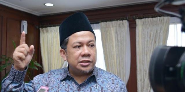 Tiba-tiba Fahri Hamzah Bikin Cuitan Begini Soal Ganjar Pranowo Agar Tidak Bisa Maju Di Pilgub Jateng....