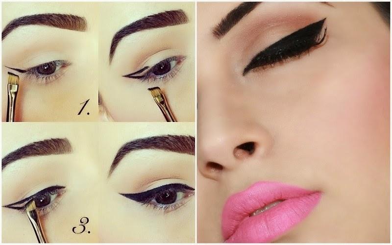 Mondo Donna Tutorial Eyeliner