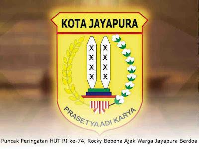 Puncak Peringatan HUT RI ke-74, Rocky Bebena Ajak Warga Jayapura Berdoa
