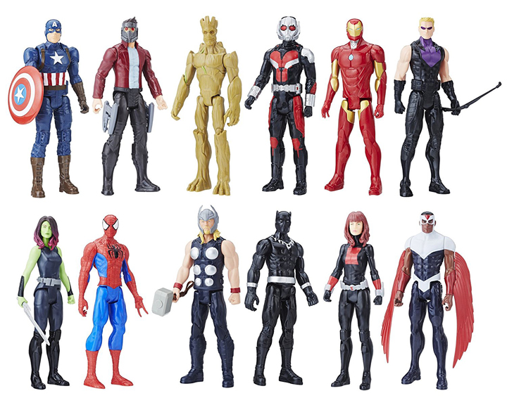 Marvel's Action Figures