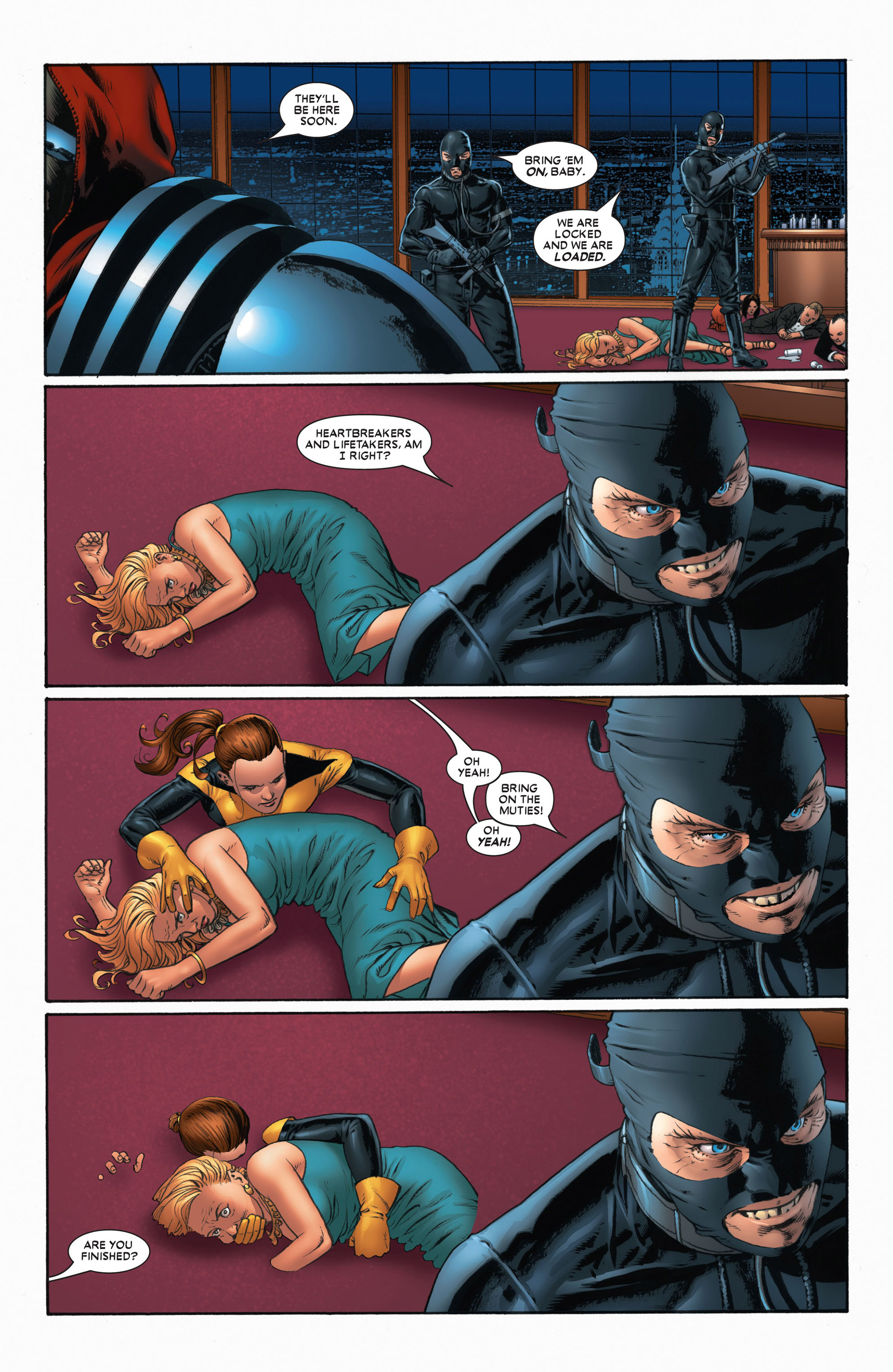 Astonishing X-Men (2004) issue 2 - Page 7
