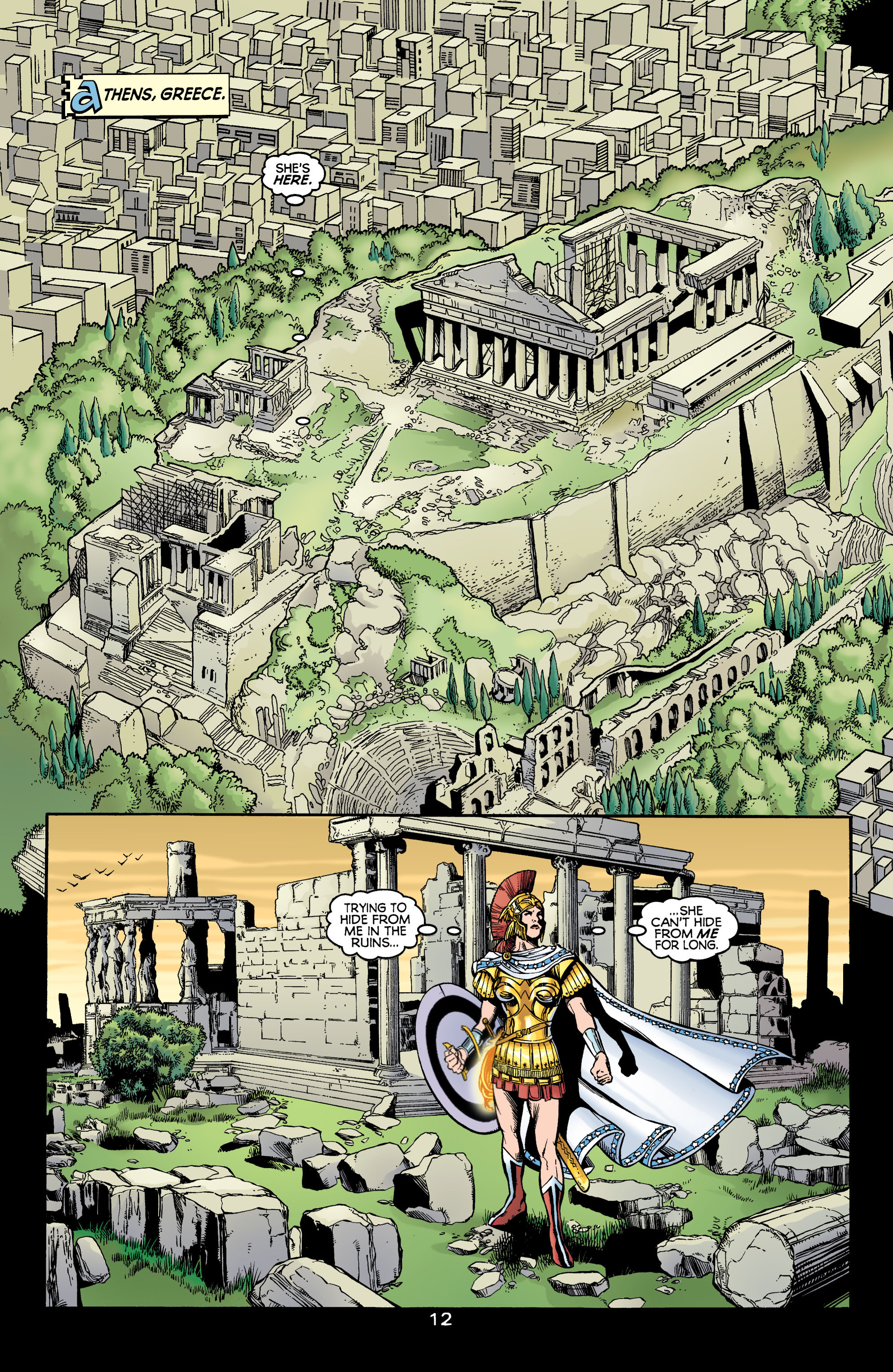 Read online Wonder Woman (1987) comic -  Issue #176 - 13