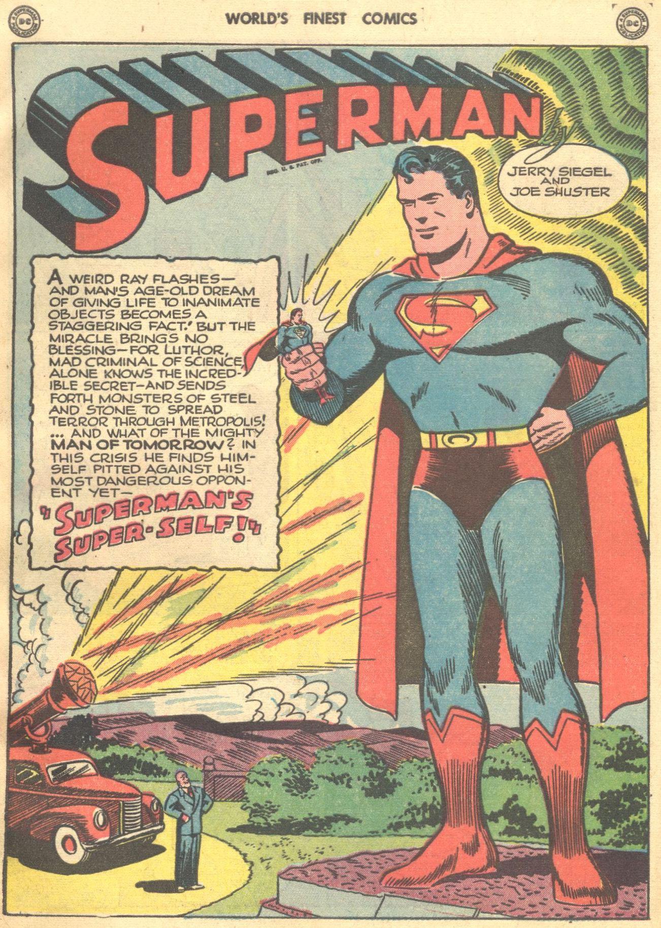 Read online World's Finest Comics comic -  Issue #28 - 2
