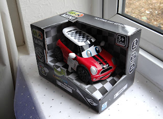 12 days of Christmas, Christmas gifts 2012, Go MINI CREWzer