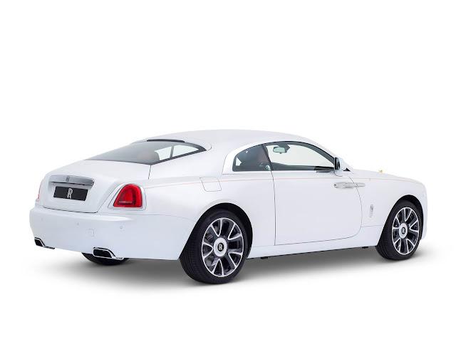 2017 Rolls Royce Wraith inspired by Falconry - #Rolls_Royce #Wraith #Falconry #new_car