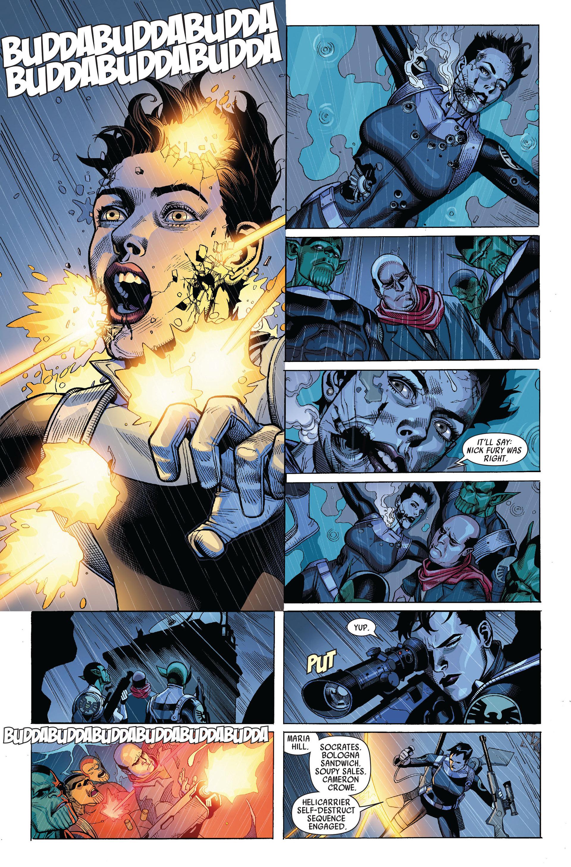 Read online Secret Invasion comic -  Issue #5 - 13