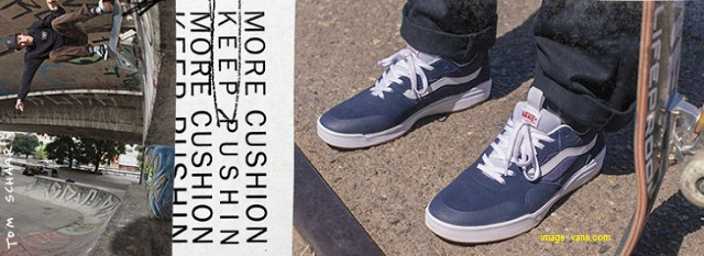 Sepatu Vans Untuk Skateboard - Blog Mas Hendra